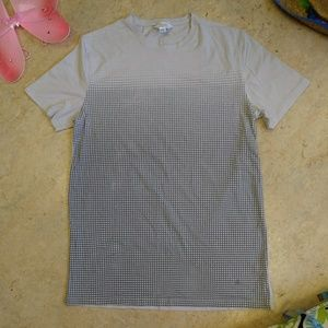 Calvin Klein Extreme Slim Fit Dotted Shirt Size L